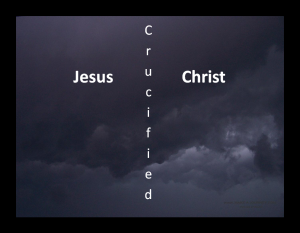 Christ Crucifiedimage reblogged from: Soaring Eagle