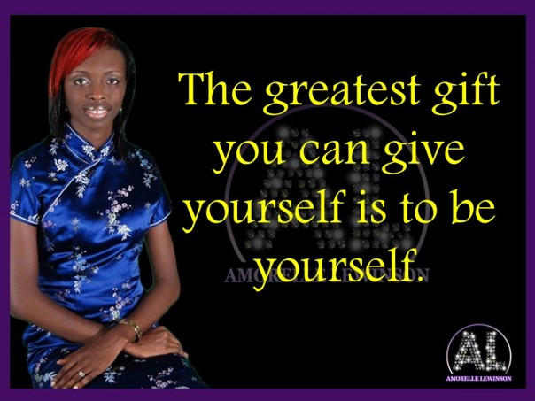 be urself