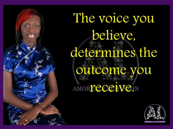 voice u believe