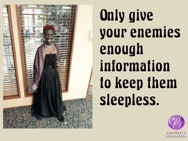 enemies info